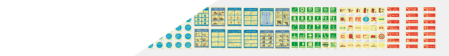 IMO Safety Signs & Posters