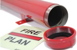 SOLAS Fire Plan Holder / Container