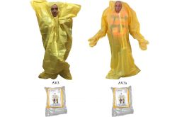 Thermal Protective Aids (TPA) - MED/SOLAS  Approved